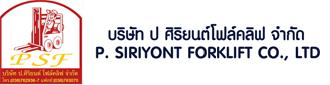 P.SIRIYONTFORKLIFT CO., LTD.
